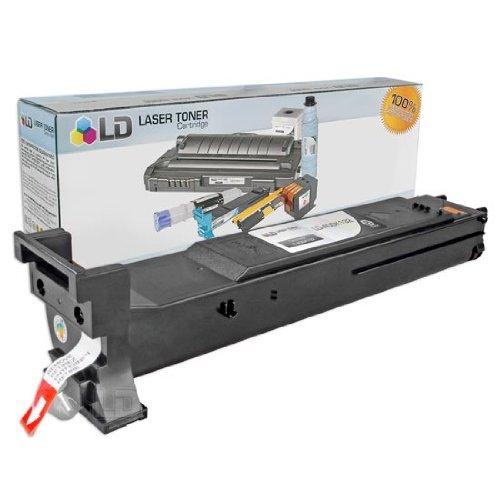 LD Compatible Toner Cartridge Replacement for Konica Minolta MagiColor 4650 A0DK132 High Yield (Black)