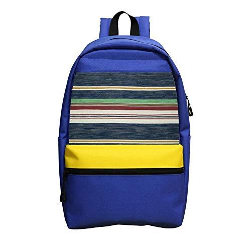 YEREO Color Stripe School Backpacks for Girls Kids, Elementary School Bags Bookbag ()