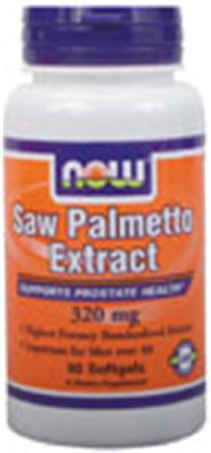 Saw Palmetto 320mg Softgels Pack product image