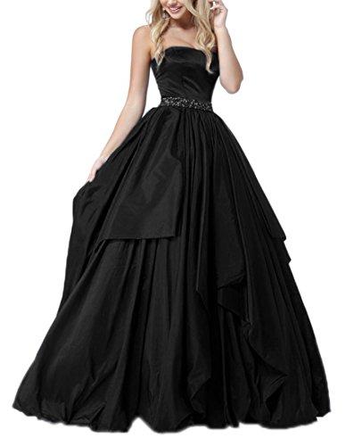 next black bead dress - 5