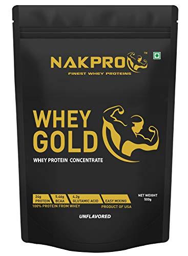 NAKPRO GOLD 100% Whey