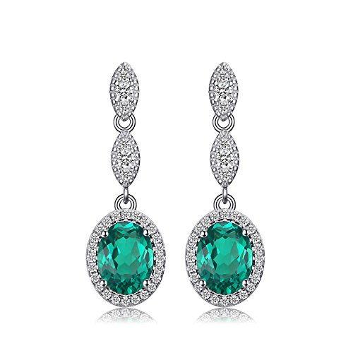 Tiffany Emerald Earrings - 8