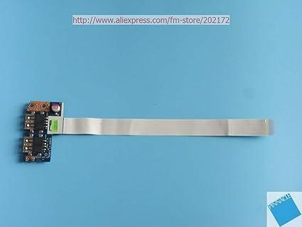 Amazon.com: Cables & Connectors LS-6581P - Placa USB para ...
