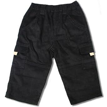 Amazon.com: Baby & Toddler Black Corduroy Cargo Pants: Clothing