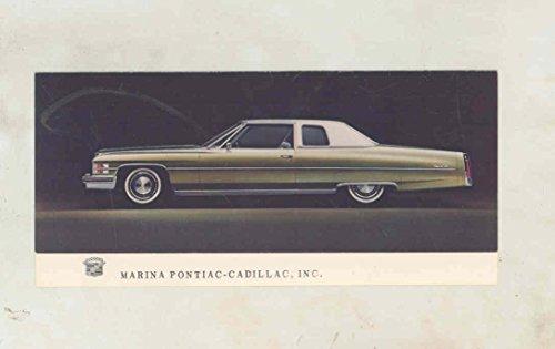 1974 Coupe Deville - 1