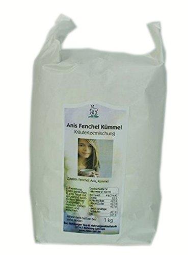 Hiller Kräutertee Anis-Fenchel-Kümmel 1 kg