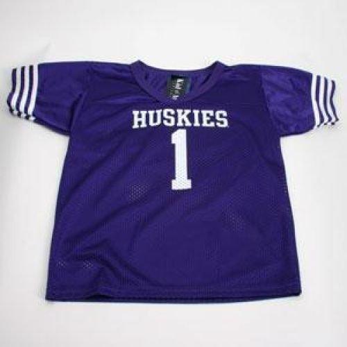 Washington Huskies # 1 Football Jersey – Youth XL (18-20)  B00GWXAWQQ