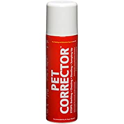Pet Corrector – The Company of Animals – Bad Behavior and Training Aid - Quickly Stops Barking, Jumping, Digging, Chewing – Harmless and Safe- 200ml
