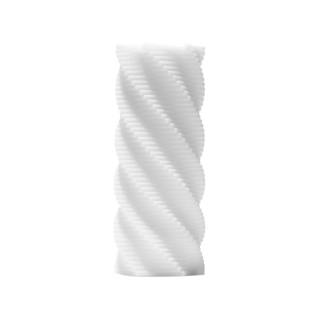 TENGA 3D Winding Release Sculpted Ecstacy Mens Reusable Pleasure Device, TNH-001 SPIRAL