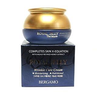 Bergamo Moselle Royal Jelly Wrinkle Cream 50g / Moisturizing,wrinkle,smoothens/Korean Cosmetics