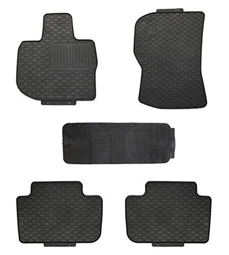 - TMB Motorsports All Weather Floor Mats for BMW X3 2018+