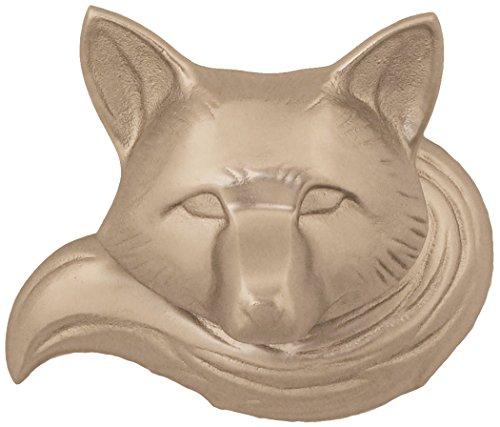 (Fox Door Knocker - Nickel Silver (Premium Size))