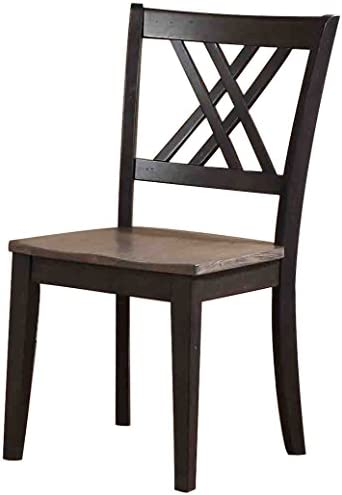 Iconic Furniture Double X-Back Dining Chair