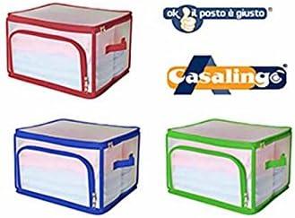 Caja P. bian. 2Zip Hd 50 x 35 x 30 25274: Amazon.es: Hogar