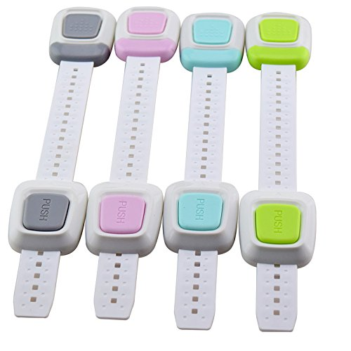 2017 1pc Child safety Drawers Locks Blockers for Cabinets and Doors Baby Finger Protection of children
