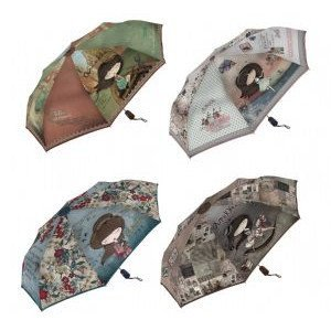 Anekke Paraguas Plegable (Modelo al Azar)