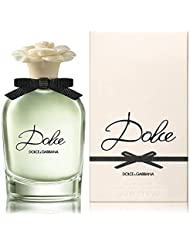 Dolce by Dolce & Gabbana Eau de Parfum Spray for Women, 2.5 Fluid Ounce