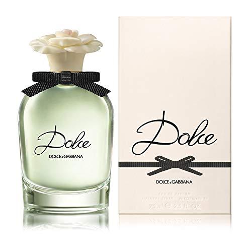 Dolce by Dolce & Gabbana Eau de Parfum Spray for Women, 2.5 Fluid Ounce from Dolce & Gabbana