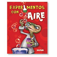 Con aire / With air (Experimentos / Experiments) (Spanish Edition)