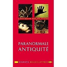 Paranormale Antiquité: La mort et ses démons en Grèce et à Rome (Signets Belles Lettres t. 14) (French Edition)