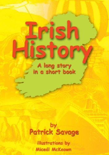 Irish History A long story in a short book
