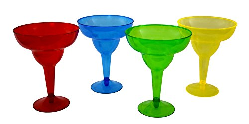 KINREX Margarita Glasses