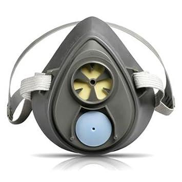 Respirador Máscara 1 4 Facial 3000 Marca 3m C Cartucho Epi  Amazon ... ef199e2844