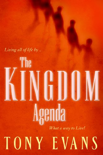 Download The Kingdom Agenda: What a Way to Live! pdf