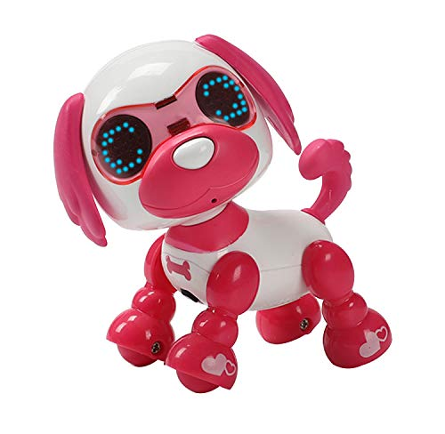 Vndaxau Robot Dogs for Kids Interactive Toys Electronic Pets