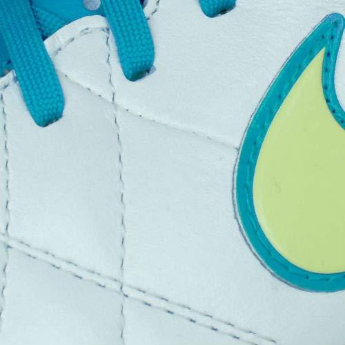FG NIKE Femmes White Tiempo de Chaussures IV 41 football Mystic TTxUanvtqW