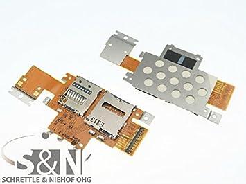 NG de Mobile Sony Xperia Tablet Z contactos simleser Bahía ...