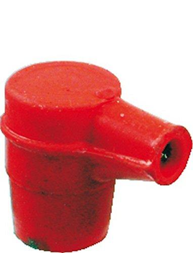 RMS Cappuccio Candela In gomma al silicone-applicazioni varie rosso Spark Plug Cap Silicon rubber - standard type red