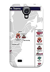 Best 3621296K122328783 minnesota twins MLB Sports & Colleges best Samsung Galaxy S4 cases