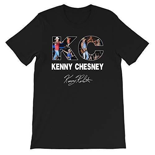 T-shirt Kenny Chesney - Kenny-Chesney Funny Gift for Men Women Girls Love Country Music Unisex T-Shirt Sweatshirt Black