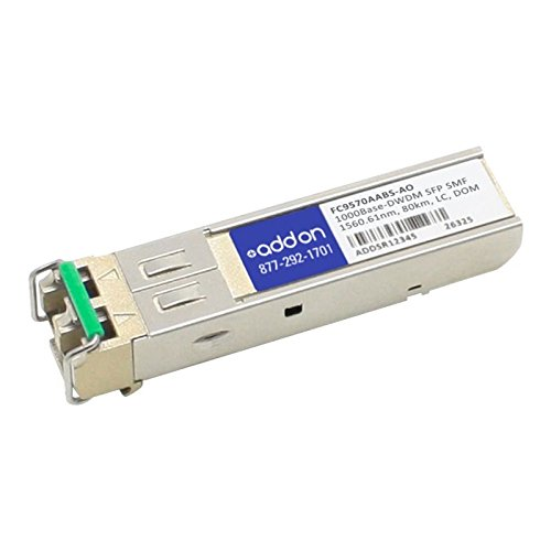 Image of Add-on-Computer Peripherals L Addon Fc9570aabs Comp Sfp Taa Xcvr Network Transceivers