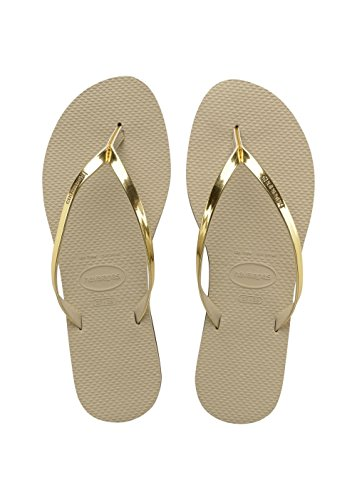 Grey Golden 2719 Oro Light Metallic Infradito Havaianas Donna You Sand xSqHHOCnP