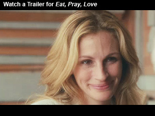 eat pray love main character