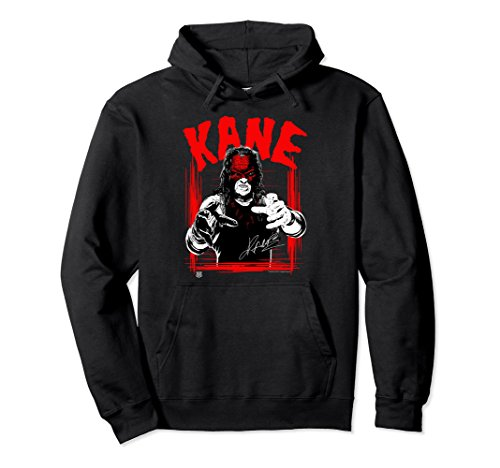 Unisex WWE KANE Horror Font Small Black by WWE