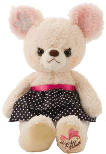 Girly Bear (M)
