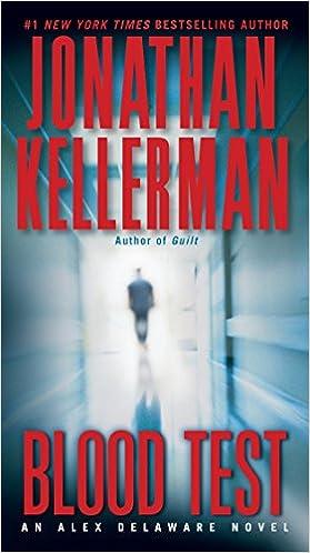Amazon Fr Blood Test An Alex Delaware Novel Jonathan