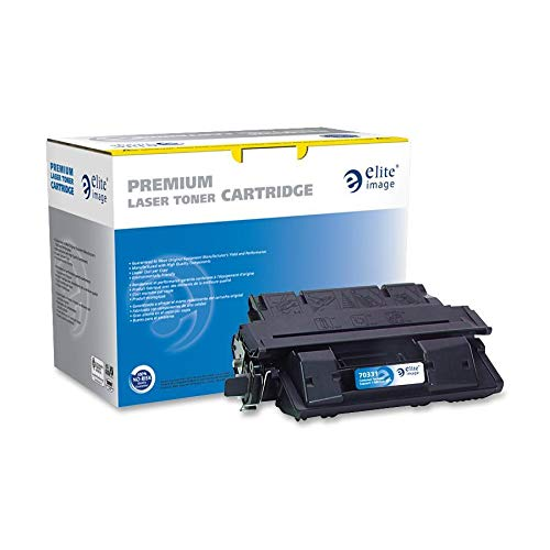 Elite Image Compatible Toner Cartridge Replacement for HP C8061X ( Black , 1-Pack ) ()