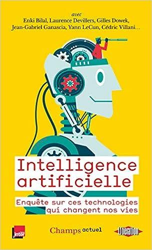 Amazon Fr Intelligence Artificielle Enquete Sur Ces