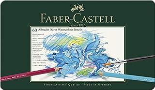 Faber-Castell Albrecht Durer Watercolor Pencil Set 60-Pencil Tin Set (B000OV4MPE) | Amazon price tracker / tracking, Amazon price history charts, Amazon price watches, Amazon price drop alerts