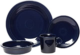 product image for Fiesta 16-Piece, Service for 4 Dinnerware Set, Cobalt