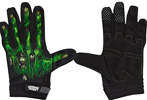 Short Cuff Motorcycle Gloves - 7
