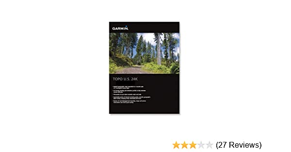 amazon com garmin us topo 24k topographical maps of united states mountain central region microsd sd card cell phones accessories
