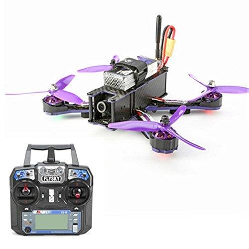 EACHINE Wizard X220 FPV Quadcopter with HD Camera Blheli_S Naze32 6DOF 5.8G 48CH 200MW 700TVL Camera w/ FlySky I6 RC Racer Drone RTF Mode 2