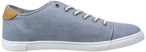 Hub Herren Newport C06 Sneakers Blau (arona blue/wht 143)
