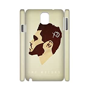 C-EUR Diy Case The Weeknd XO,customized Hard Plastic case For samsung galaxy note 3 N9000