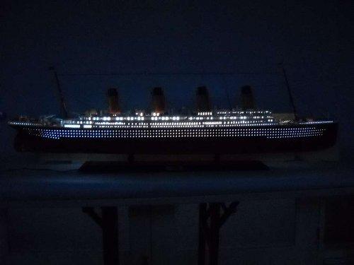 Titanic Import All Regions Details